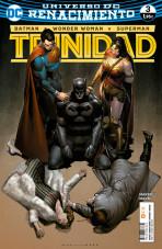 Batman / Wonder Woman / Superman: Trinidad Vol.1 nº 3