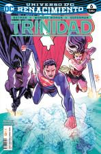 Batman / Wonder Woman / Superman: Trinidad Vol.1 nº 6