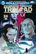 Batman / Wonder Woman / Superman: Trinidad Vol.1 nº 7