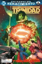 Batman / Wonder Woman / Superman: Trinidad Vol.1 nº 8