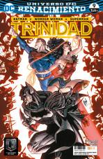 Batman / Wonder Woman / Superman: Trinidad Vol.1 nº 9