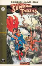 Superman y Tarzan: Hijos de la Jungla