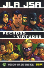 JLA / JSA: Pecados y Virtudes