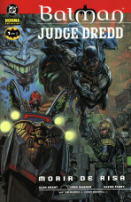 Batman / Judge Dredd: Morir de Risa Vol.1 nº 1