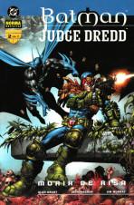 Batman / Judge Dredd: Morir de Risa Vol.1 nº 2