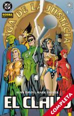 JLA: El Clavo Vol.1 - Completa -