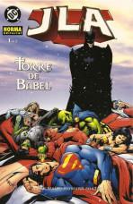JLA: Torre de Babel Vol.1 nº 1