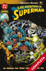 Las Aventuras de Superman: Mundos En Guerra Vol.1 - Completa -