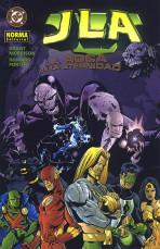 JLA: La Roca de la Eternidad