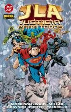 JLA: Justicia Para Todos