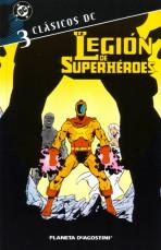 La Legión de Superhéroes Vol.1 nº 3
