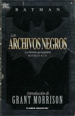 Batman: Los Archivos Negros