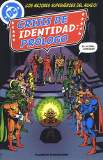 Crisis de Identidad: Prólogo