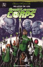Clásicos DC Presenta: Relatos de los Green Lantern Corps