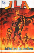 JLA de Mark Waid y Bryan Hitch