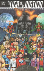 Clásicos DC: La Liga de la Justicia de George Pérez