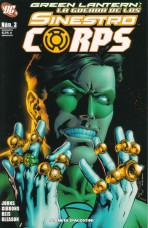 Green Lantern: La Guerra de los Sinestro Corps Vol.1 nº 3