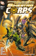 Green Lantern: La Guerra de los Sinestro Corps Vol.1 nº 4