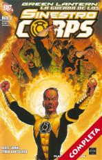 Green Lantern: La Guerra de los Sinestro Corps Vol.1 - Completa -