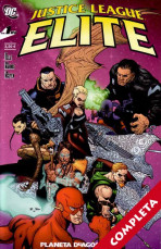 Justice League Elite Vol.1 - Completa -