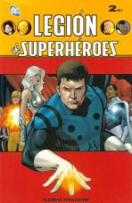 Legión de Superhéroes Vol.1 nº 2