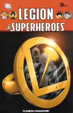 Legión de Superhéroes Vol.1 nº 3