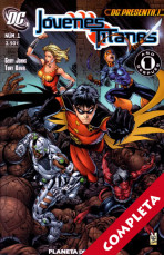 DC Presenta Vol.1 - Jóvenes Titanes Vol.2 - Completa -