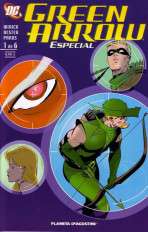 Green Arrow Especial Vol.1 nº 1