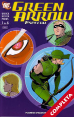 Green Arrow Especial Vol.1 - Completa -