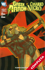 Green Arrow y Canario Negro Vol.1 - Completa -