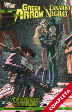 Green Arrow y Canario Negro Vol.2 - Completa -