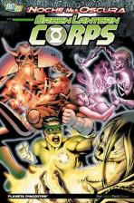 Green Lantern Corps Vol.1 nº 7 - La noche más oscura