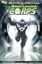 Green Lantern Corps Vol.1 nº 8 - La noche más oscura