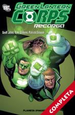 Green Lantern Corps Vol.1 - Completa -