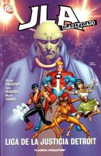 JLA Clasificado Vol.1 nº 4 - Liga de La Justicia Detroit