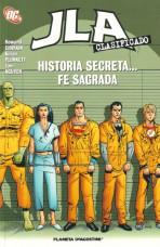 JLA Clasificado Vol.1 nº 5 - Historia Secreta... Fe Sagrada