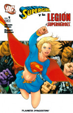 Supergirl y La Legión de Superhéroes Vol.1 nº 1
