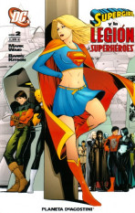 Supergirl y La Legión de Superhéroes Vol.1 nº 2
