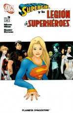 Supergirl y La Legión de Superhéroes Vol.1 nº 3