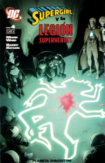 Supergirl y La Legión de Superhéroes Vol.1 nº 4