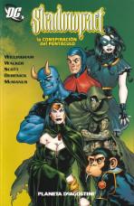 Shadowpact Vol.1 nº 1 - La Conspiración del Pentáculo