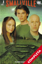 Smallville Vol.1 - Completa -
