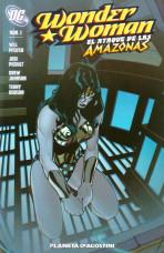 Wonder Woman: El Ataque de las Amazonas Vol.1 nº 1