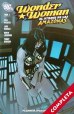 Wonder Woman: El Ataque de las Amazonas Vol.1 - Completa -