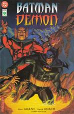 Batman / Demon