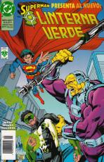Superman Presenta: El Nuevo Linterna Verde