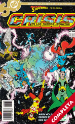 Superman Presenta: Crisis en Tierras Infinitas