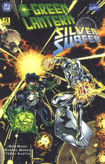 Green Lantern / Silver Surfer: Alianzas impías