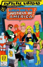 Liga de la Justicia de America Vol.1 - Especial Navidad '88