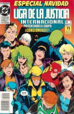 Liga de la Justicia Internacional Vol.1 - Especial Navidad '91